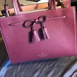 NWT Kate Spade satchel purse